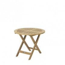 Lilly foldable round table