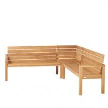 Maxima corner bench