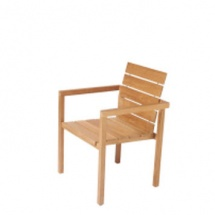 Maxima stacking chair