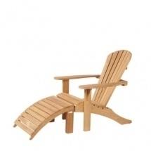 Traditional Teak Sienna adirondak relax fauteuil teak