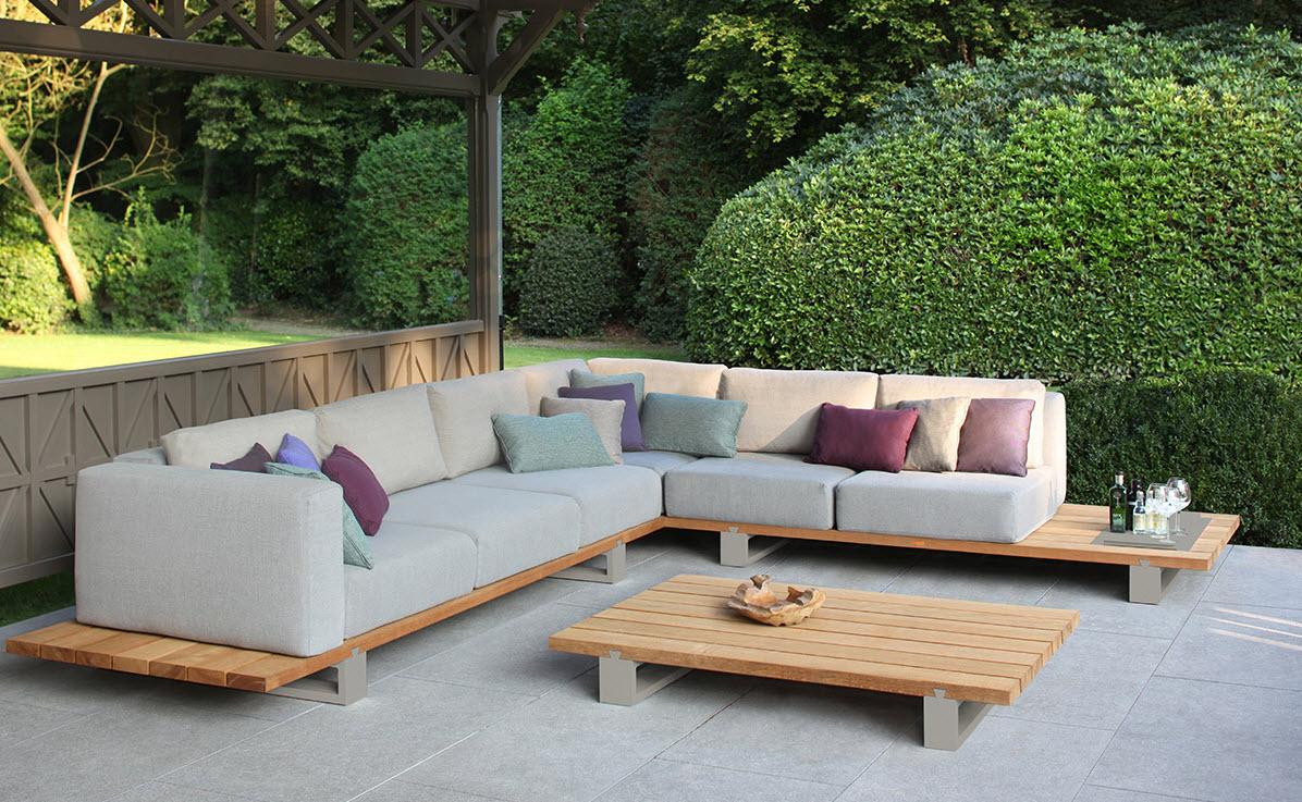 Lounge Meubelen Tuin : Vigor lounge grijs u van valderen exclusieve tuinmeubelen