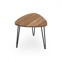 Vincent garden Rozy table S teak