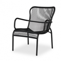 Vincent garden loop lounge chair