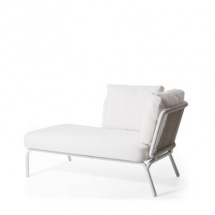YLAND Chaise Longue Arm Right