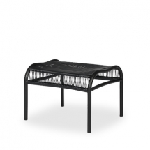 Vincent sheppard_Loop_footrest_black